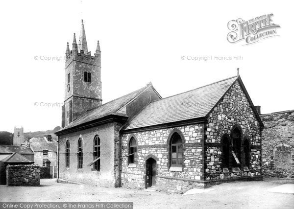 Ashburton, Grammar School 1907