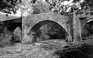Ashburton, New Bridge c.1960