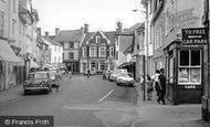 Ashburton, North Street c.1960