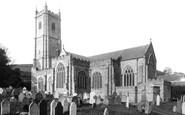 Ashburton, St Andrew's Parish Church 1889