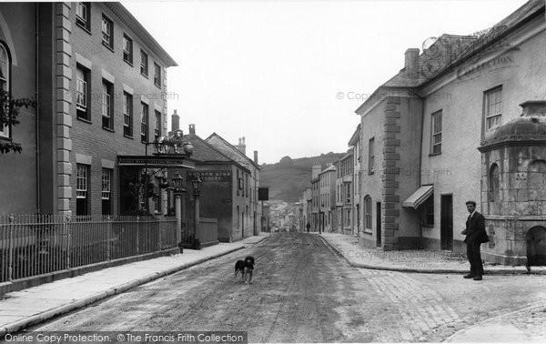 Ashburton, The Village 1907