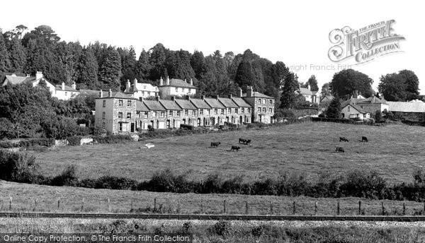 Ashburton, West End c.1955