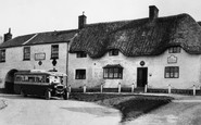 Ashbury, The Rose and Crown 1930