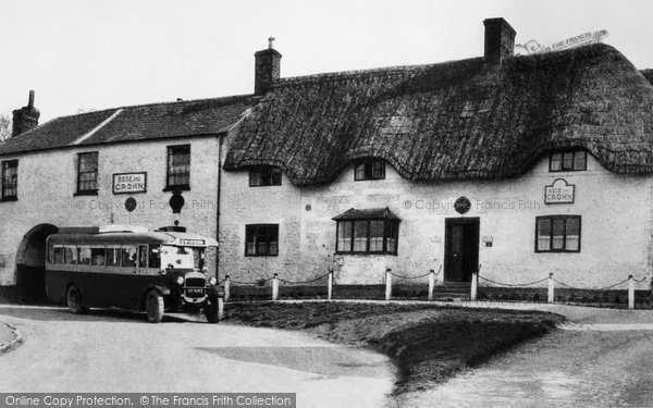 Photo of Ashbury, The Rose and Crown 1930