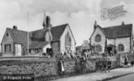 Ashbury, The School c.1926