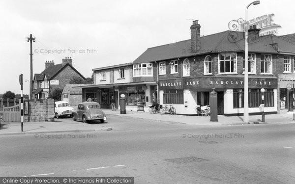 Ashby, Collum Lane c.1960
