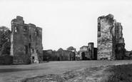 Ashby-De-La-Zouch, Castle c.1955