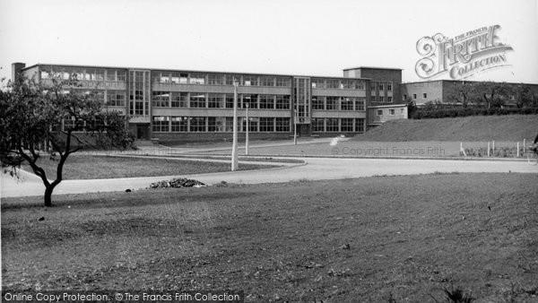 Ashby De La Zouch, Ivanhoe School c.1960