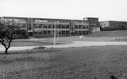 Ashby-De-La-Zouch, Ivanhoe School c.1960