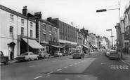 Ashby-De-La-Zouch, Market Street c.1965