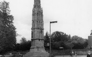 Ashby-De-La-Zouch, Memorial, Bath Street c.1965