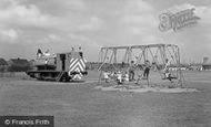 Ashby, Jubilee Playing Fields c.1960