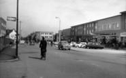 Ashby, Shopping Centre c.1960