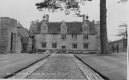 Ashby St Ledgers, The Manor House c.1960
