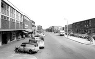 Ashby, The Broadway c.1965