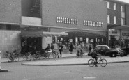 Ashby, The Cooperative Supermarket c.1955