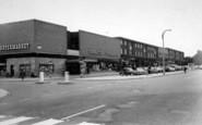 Ashby, The High Street c.1960