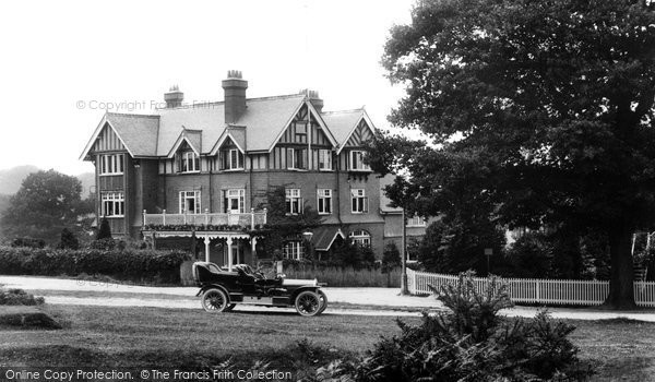 Ashdown Forest, Hotel 1908