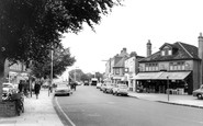 Ashford, Church Road c.1965