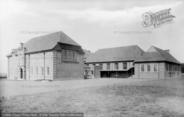 Ashford, County School For Girls 1928