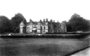 Ashford, Godinton House 1901