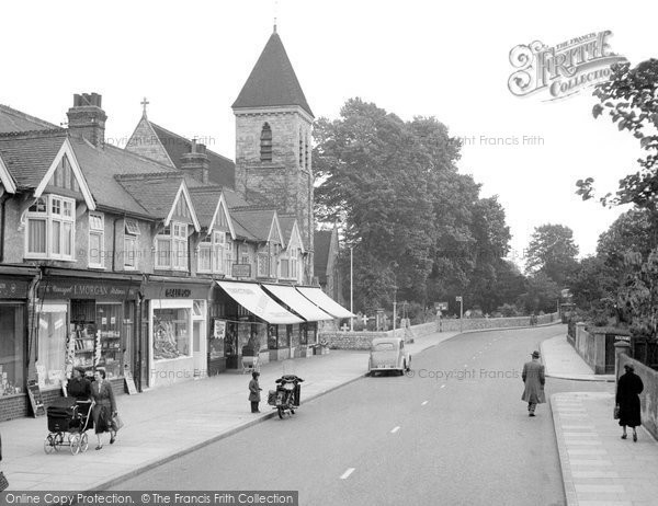 Ashford, High Street 1948