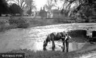Ashford-In-The-Water, The Day's Work Done c.1955