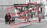 Ashford, 'j E Whittington' Cycles And Accessories c.1950