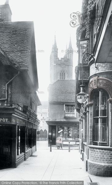 Ashford, Middle Row 1908