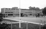 Ashford, New Catholic School 1954