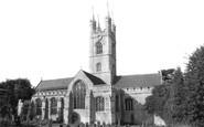 Ashford, St Mary's Church 1969