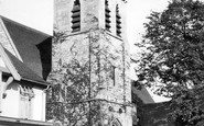 Ashford, St Matthew's Church 1950