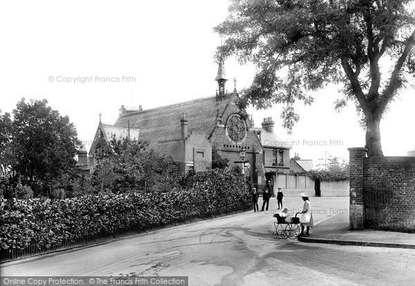 Ashford, The Roman Catholic Church 1908