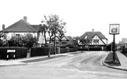 Ashford, Village Way 1954