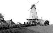 Ashford, Willesborough Windmill 1969