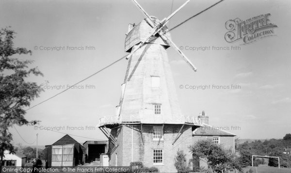Ashford, Willesborough Windmill c.1965