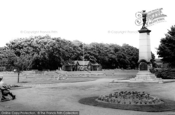 Ashington, The Park c.1960