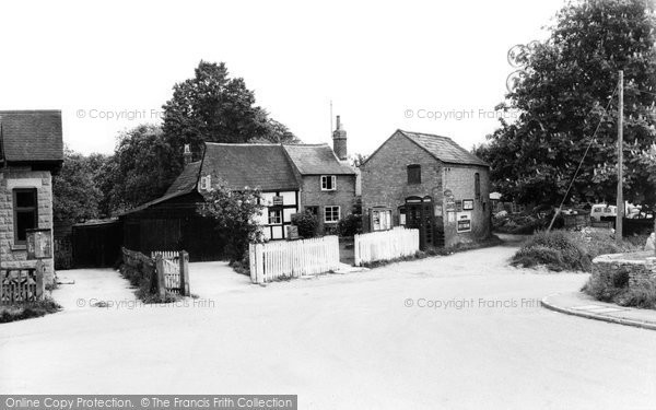 Ashleworth, The Post Office c.1960