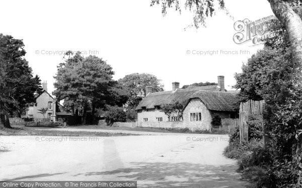 Ashmore, The School c.1960
