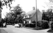 Ashow, Post Office c.1950