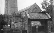 Ashprington, St David's Church 1905