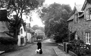 Ashprington, The Village 1905