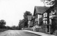 Ashtead, Almshouses And Epsom Road 1904