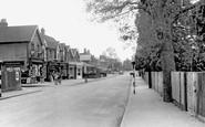 Ashtead, Barnett Wood Lane 1938