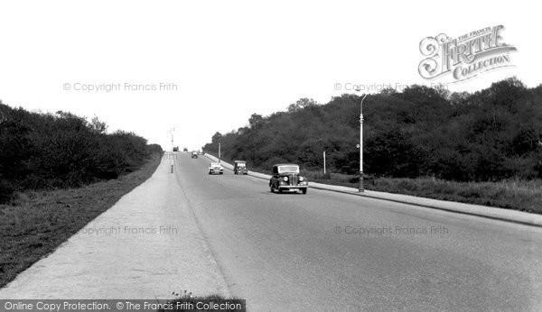 Ashtead, Epsom Road 1939