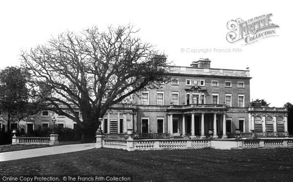 Ashtead, Freeman's School 1890