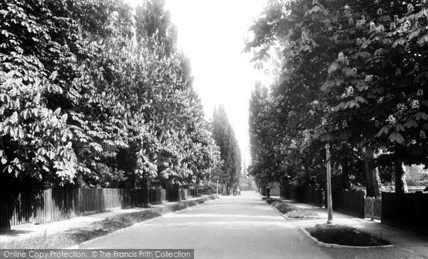 Ashtead, Greville Park Road 1939