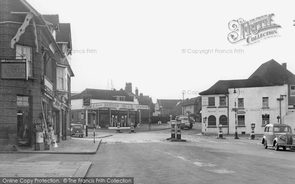 Ashtead, High Street 1953