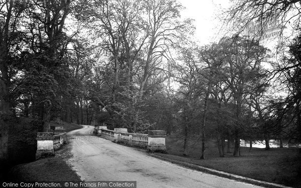Ashtead, Park Bridge 1913