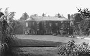Ashtead, Rectory 1908